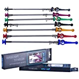 Gazelle Trading Quick Release Bicycle Skewer Set