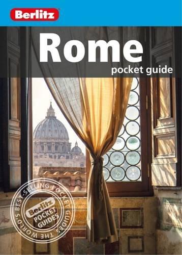 Berlitz Pocket Guide Rome (Berlitz Pocket Guides)