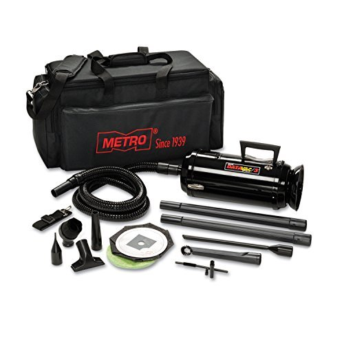 - Metro Vac 2 Speed Toner Vacuum/Blower, Includes Storage Case and Dust Off Tools by MOT4