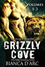 Grizzly Cove Anthology Vol. 1-3