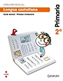 img - for Supercompetents en... Lengua castellana. 2 Primaria, 1 Trimestre. Constru m. Cuaderno book / textbook / text book