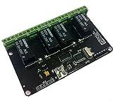Numato Lab 4 Channel USB Powered Relay Module