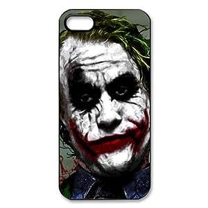 Joker, Design Rubber Protection Case Skin For Iphone 5 5s by icecream design