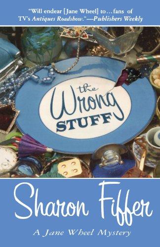 The Wrong Stuff: A Jane Wheel Mystery (Jane Wheel (Jane Wheel)