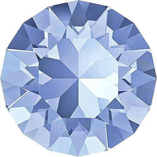 (1028 & 1088 Swarovski Chatons & Round Stones Light Sapphire | PP5 (1.25mm) - Pack of 100 | Small & Wholesale Packs)