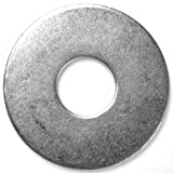 L.H. Dottie FENW516114 Fender Washer, 5/16-Inch Inner Diameter by 1-1/4-Inch Outer Diameter, Zinc Plated, 100-Pack