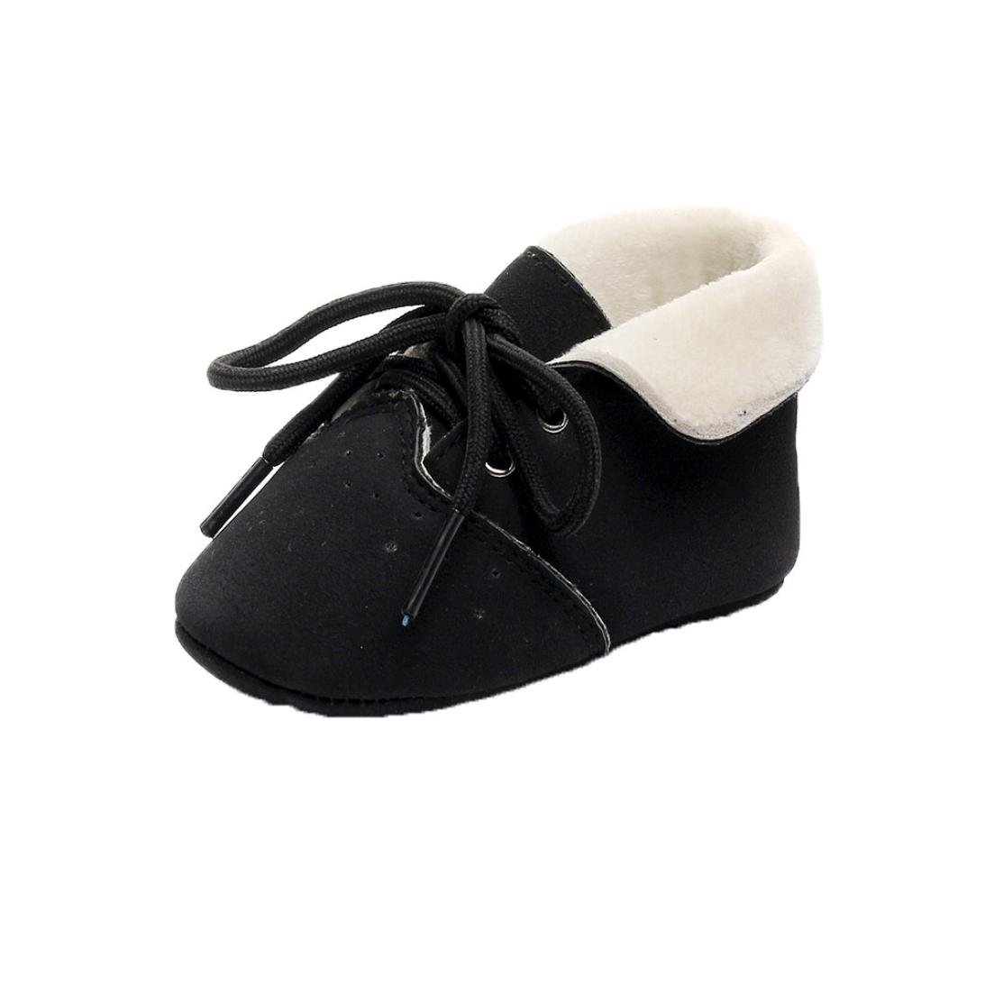 Primeros pasos para bebé, Amlaiworld Zapatos de bebé niñas niños zapatos de invierno de otoño zapatillas deportivas 0-18 Mes