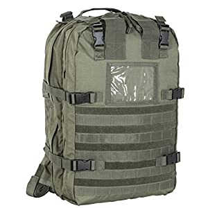 Voodoo Tactical Deluxe Professional Special Ops Field Medical Pack (Olive Drab)