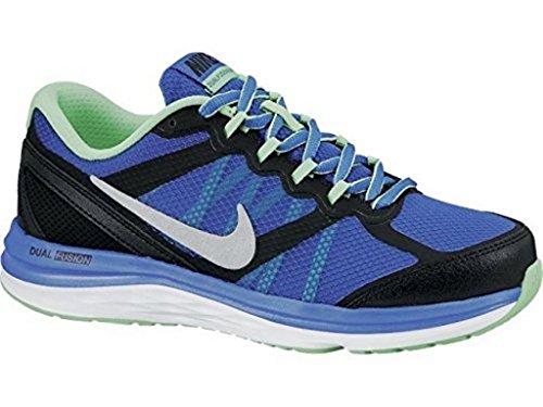 Nike Nike - Dual Fusion Run 3 (GS) Junior 654150-402 Bleu