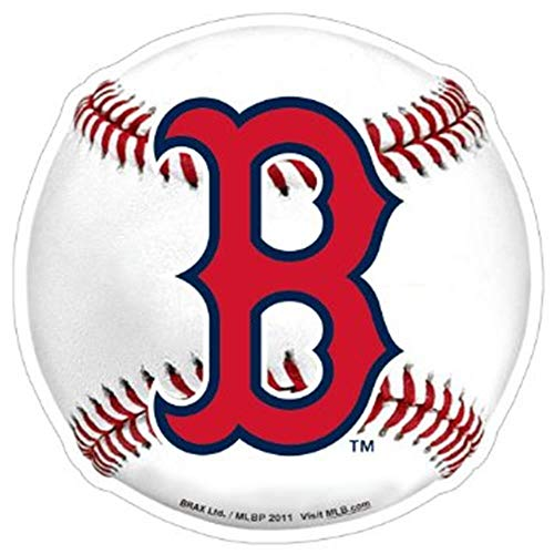 (MLB Boston Red Sox 3D Baseball Magnet)