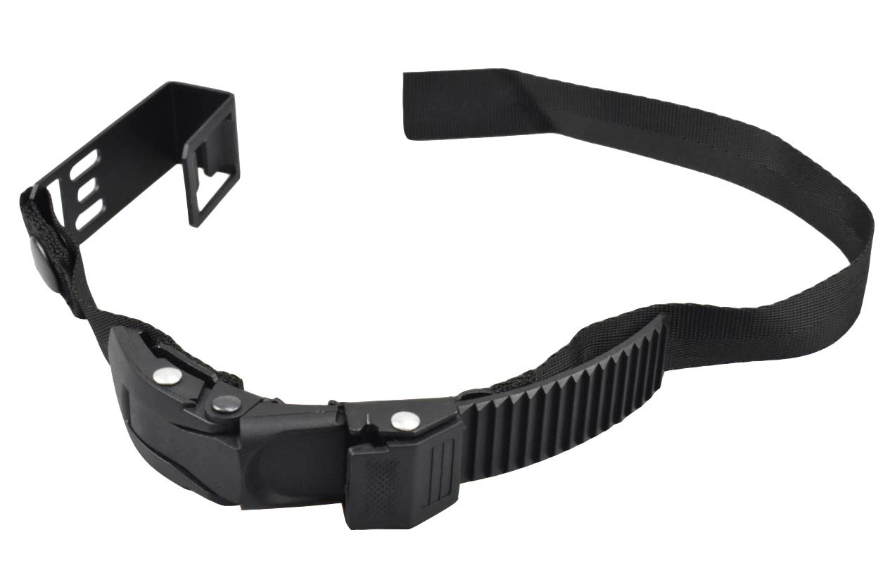 Jadedragon Night Vision Goggle Mount holding strap for ACH PASGT MICH/M88 Helmets SET(Black Strap) by Jadedragon