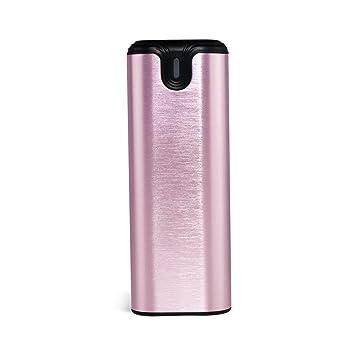 Auriculares de Wireless Bluetooth, Dual Bluetooth Mini 4.2 Ruido Auriculares estéreo In-Ear Auricular con móvil, para iPhone, Android, PC, Color de Rosa: ...
