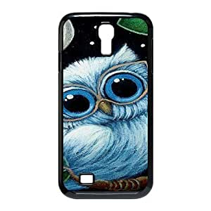 Owl The Unique Printing Art Custom Phone Case for SamSung Galaxy S4 I9500,diy cover case ygtg526552