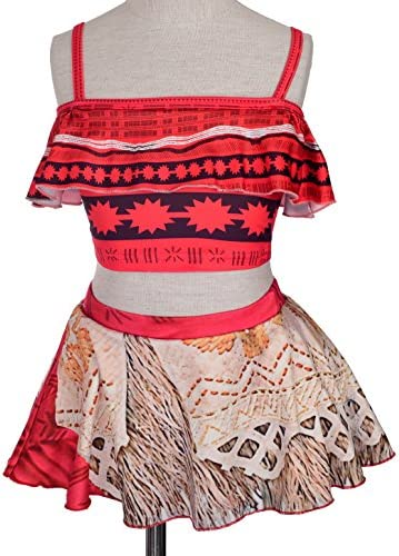 Dressy Daisy Girls Princess Swimwear Adventure Bathing Suit Tankini Swimsuit 2 Pieces