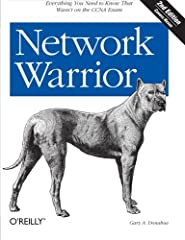 Pick up where certification exams leave off. With this practical, in-depth guide to the entire network infrastructure, you'll learn how to deal with real Cisco networks, rather than the hypothetical situations presented on exa...