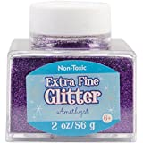 Sulyn 2oz. Glitter Stacker Jar - Amethyst