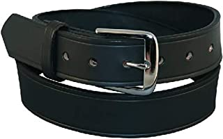 product image for Boston Leather Traditional 1 1/2 Off Duty Belt 6582-1-34