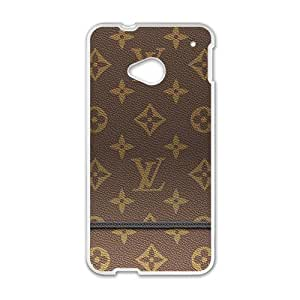Happy LV Louis Vuitton design fashion cell phone case for HTC One M7
