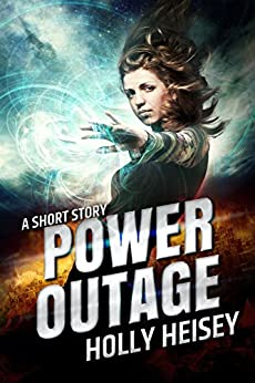 Power Outage by [Heisey, Holly]