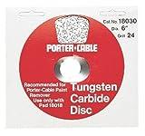 PORTER-CABLE 18030 24 Grit Carbide Disc (for Model 7403P)