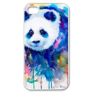 Panda CUSTOM Phone Case For Ipod Touch 5 Case Cover LMc-63389 at LaiMc