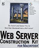 Web Server Construction Kit for Macintosh to Develop Your Web Site