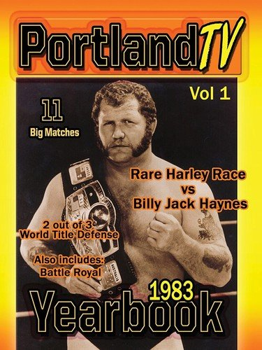1983 Portland TV Yearbook Vol. 1 by Jadat Sports