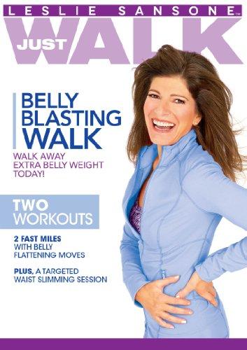 DVD : Belly Blasting Walk (DVD)