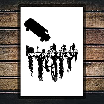 "Original Art Inspired by STRANGER THINGS - Gloss Poster Print (18"" x 24"" (Unframed))"