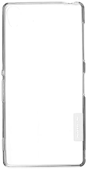 Nillkin Nature - Carcasa Protectora Trasera para Sony Xperia Z3, Transparente
