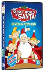 Product Description       Curious what Santa Claus, his nine flying reindeer and the Elves do the other 364 days of the year? In this non-stop adventure, Santa and his team are on search for the perfect toys for all the boys and girls ...
