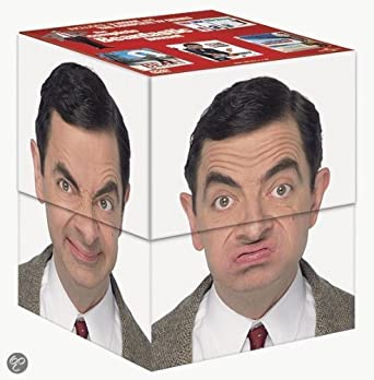 Mr Bean Complete Collection Beantastic Complete Tv Series Mr