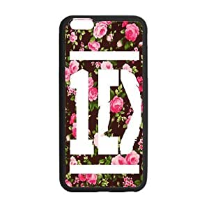 Customize TPU Gel Skin Case Cover for iphone 6+, iphone 6 plus Cover (5.5 inch), One Direction