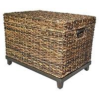 Threshold Wicker Global Dark Brown Basket Collection