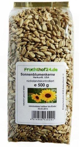 Sonnenblumenkerne - ohne Schale - unbehandelt - 1 kg