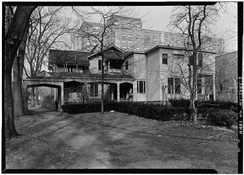Photo: 3. EAST ELEVATION - Sedgewick House,742 James Street,Syracuse,Onondaga - Ny Syracuse Shopping