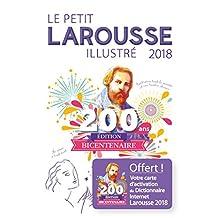 PETIT LAROUSSE ILLUSTRÉ 2018 (ÉD.BICENTENAIRE)
