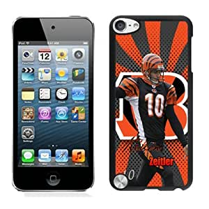 WOW Sports Cincinnati Bengals Kevin Huber NFL Rugged Case for Ipod Touch 5, NFL Ipod Touch 5 Case-Christmas Gift
