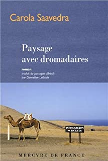Paysage avec dromadaires : roman, Saavedra, Carola