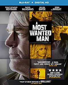 Most Wanted Man [Blu-ray] [Import]