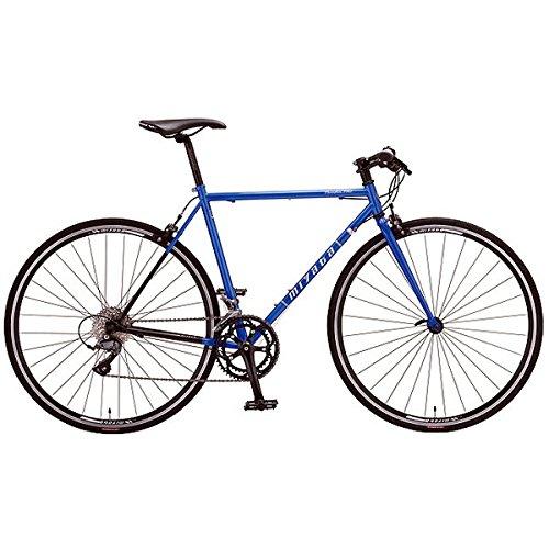 ミヤタ(MIYATA) クロスバイク フリーダム フラット AFRT488 (OBK7) 48cm B077NX77LL