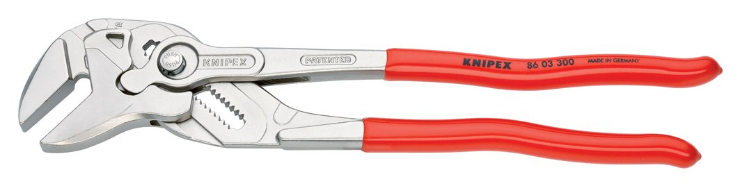 KNIPEX 86 03 300 SBA Pliers Wrench by KNIPEX Tools