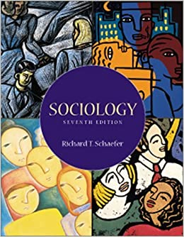 Sociology 7th seventh edition richard t schaefer 8580000012965 sociology 7th seventh edition richard t schaefer 8580000012965 amazon books fandeluxe Image collections