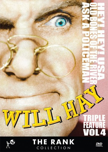 Will Hay Triple Feature Vol 4 by VDI Video