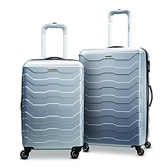 Samsonite Tread Lite Lightweight Hardside Set (20/24 - Inches), Silver ( 79379-1776 )