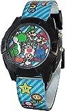 Super Mario Boy's Digital Light Up Watch GSM3015