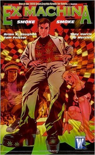 Book Ex Machina TP Vol 05 Smoke Smoke (Ex Machina (Collections)) by Tom Feister (Artist), Tony Harris (Artist), Brian K. Vaughan (9-Mar-2007)