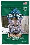 Blue Wilderness Grain-Free Soft-Moist Chicken & Duck Recipe Cat Treats 2-Oz