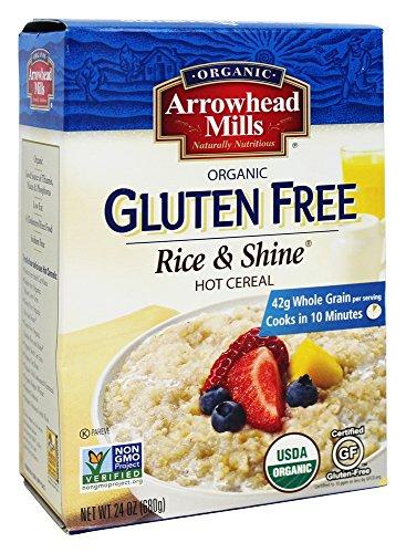 Arrowhead Mills - Organic Rice and Shine Hot Cereal - 24 oz Arrowhead Mills Hot Cereal