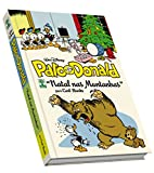 capa de Pato Donald por Carl Barks. Natal nas Montanhas
